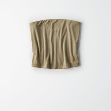 AE Soft & Sexy Tube Top, Olive