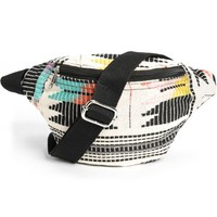 Barganza Tribal Woven Fanny Pack