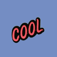 Cool Iron-On Patch