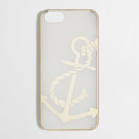 Factory lucite case for iPhone® 5/5s