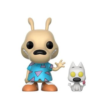 Preorder February 2018 Rocko's Modern Life Rocko and Spunky Pop! Vinyl Figure