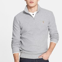 Men's Polo Ralph Lauren Pima Cotton Blend Half Zip