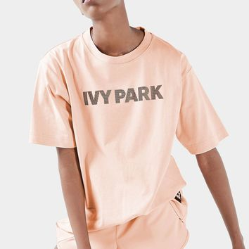Silicon Logo Tee by Ivy Park | Topshop