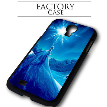 Elsa Frozen Snow iPhone for 4 5 5c 6 Plus Case, Samsung Galaxy for S3 S4 S5 Note 3 4 Case, iPod for 4 5 Case