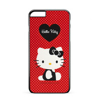 Red hello kitty iPhone 6 Plus Case