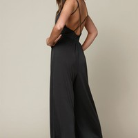LA Hearts Cupro Jumpsuit at PacSun.com