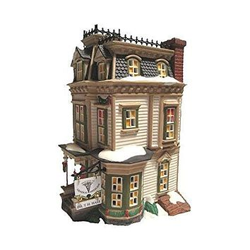 Department 56 New England Village Hale & Hardy House