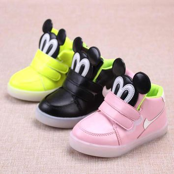 2016 New Autumn Glitter Kids Fit Girl Boy yeezy Shoes Fashion Sport Shoes Star Sneaker