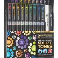 Chameleon Deluxe Set Of 22 Pens
