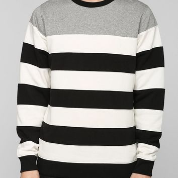 The Narrows Stripe Pullover Sweatshirt - Urban Outfitters