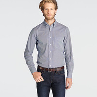 Milton Small Check Shirt