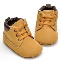 spring-autumn-infant-baby-boy-soft-sole-pu-leather-first-walkers-crib-shoes-0-18-mon number 1