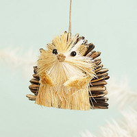 Woodland Hedgie Ornament