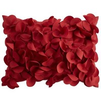 Petals Pillow - Terracotta