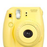 Yellow Instax Mini 8 Camera