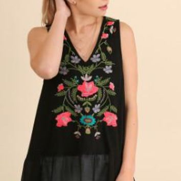 After Dark Tunic - Black