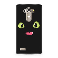 Toothless How to Train Your Dragon LG G4 case