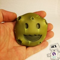 Alien Moon Face and more By HX Studio