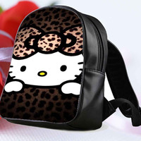 Cute Hello Kitty for Backpack / Custom Bag / School Bag / Children Bag / Custom School Bag **