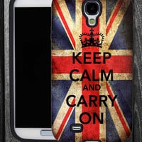 Keep calm and carry on,Samsung Galaxy S2 / S3,Samsung Galaxy S4 i9500-IPhone 5 Case,IPhone 4,4S Case-BA04072013-1