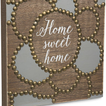 Home sweet home - Self Standing Plaque