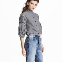 H&M Cotton Blouse $49.99
