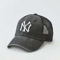 AEO New York Yankees Hat, True Black