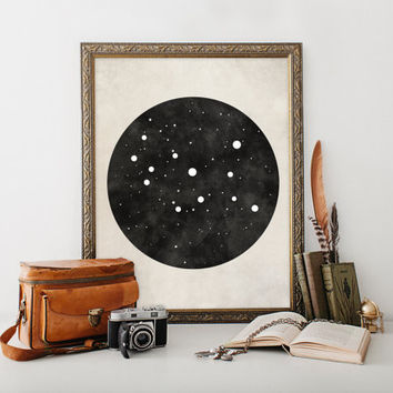 Virgo Art, Virgo Constellation, Zodiac art, Zodiac constellation