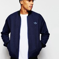 adidas Originals Tweed Bomber Jacket AB7640