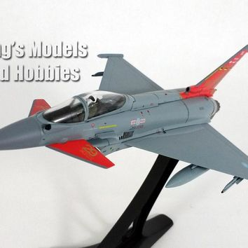 EuroFighter EF-2000 Typhoon - RAF - 1/72 Diecast Metal Model by JC Wings