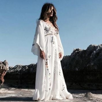 Maxi Robe Long Dress