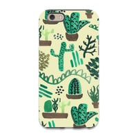 FRESH Finn Cactus iPhone Case