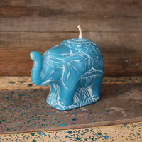 Lucky Elephant Candle