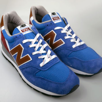 New Balance MADE IN USA® M996BB - Blue/Red/Grey