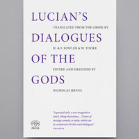 Lucian's Dialogues of the Gods | The Public Domain Review