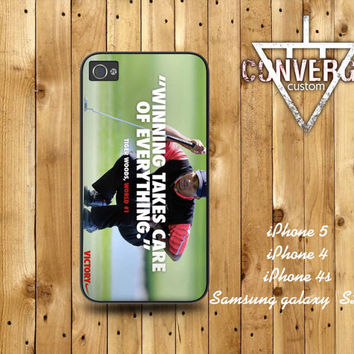 Nike Tiger Woods Case for Iphone 4/4s,Iphone5 Case,Samsung Galaxy s2,s3
