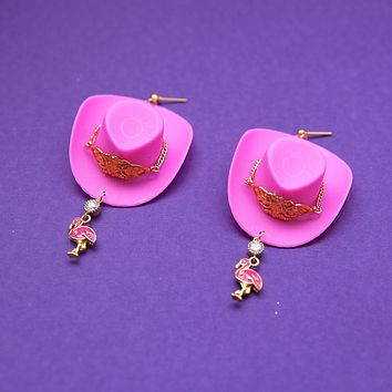 Tropical Dolly Earring