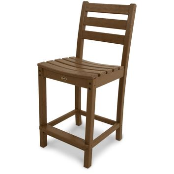 Trex Outdoor Furniture  Monterey Bay Counter Side Chair