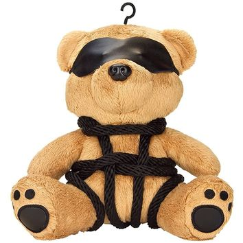 Bondage Bear- Rope Edition