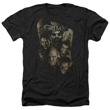 Grimm - Wesen Adult Heather
