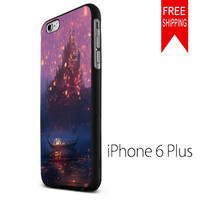 Tangled Lanterns Concept Art Painting ocm iPhone 6 Plus Case