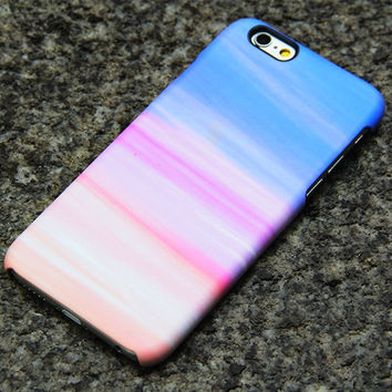 Pink Sky iPhone 6 iPhone 6 plus Case Blue iPhone 5S 5iPhone 5CiPhone 4S/4 Case, Clouds Samsung Galaxy S6 edge S6 S5 S4 S3 Note 3 Case- 012