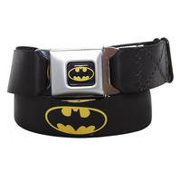 DC Comics Batman Seat Belt Belt
