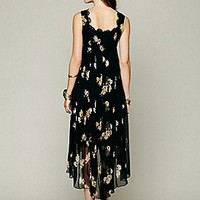 Free People  Floral Print Maxi Dress at Free People Clothing Boutique