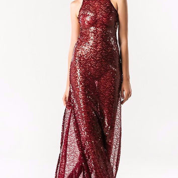Bliss Sequin Luxe Gown
