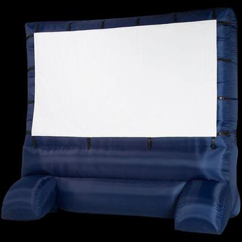 12 ft. Inflatable Diagonal Widescreen Airblown Deluxe Movie Screen-39127-32 at The Home Depot