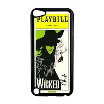 Playbill Gershwin Theatre iPod Touch 5 Case