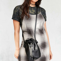Eleven Thirty Christie Leather Mini Bucket Bag - Urban Outfitters