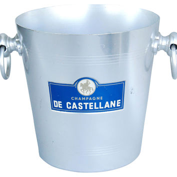 French De    Castellane Champagne Bucket