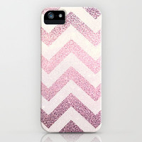POWDER CHEVRON  iPhone Case by M✿nika  Strigel	 | Society6
